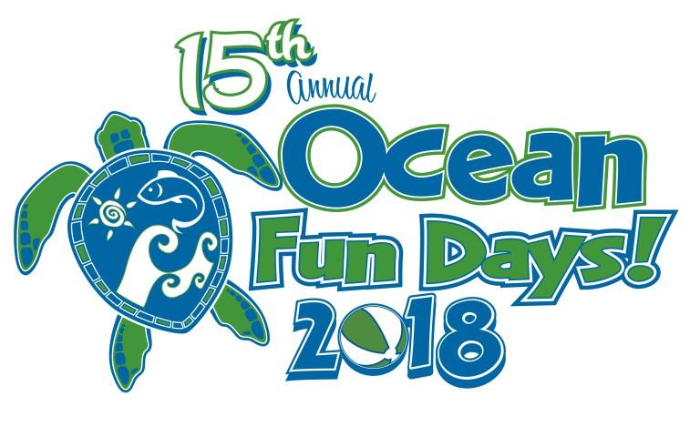 Ocean Fun Days 2018 Logo