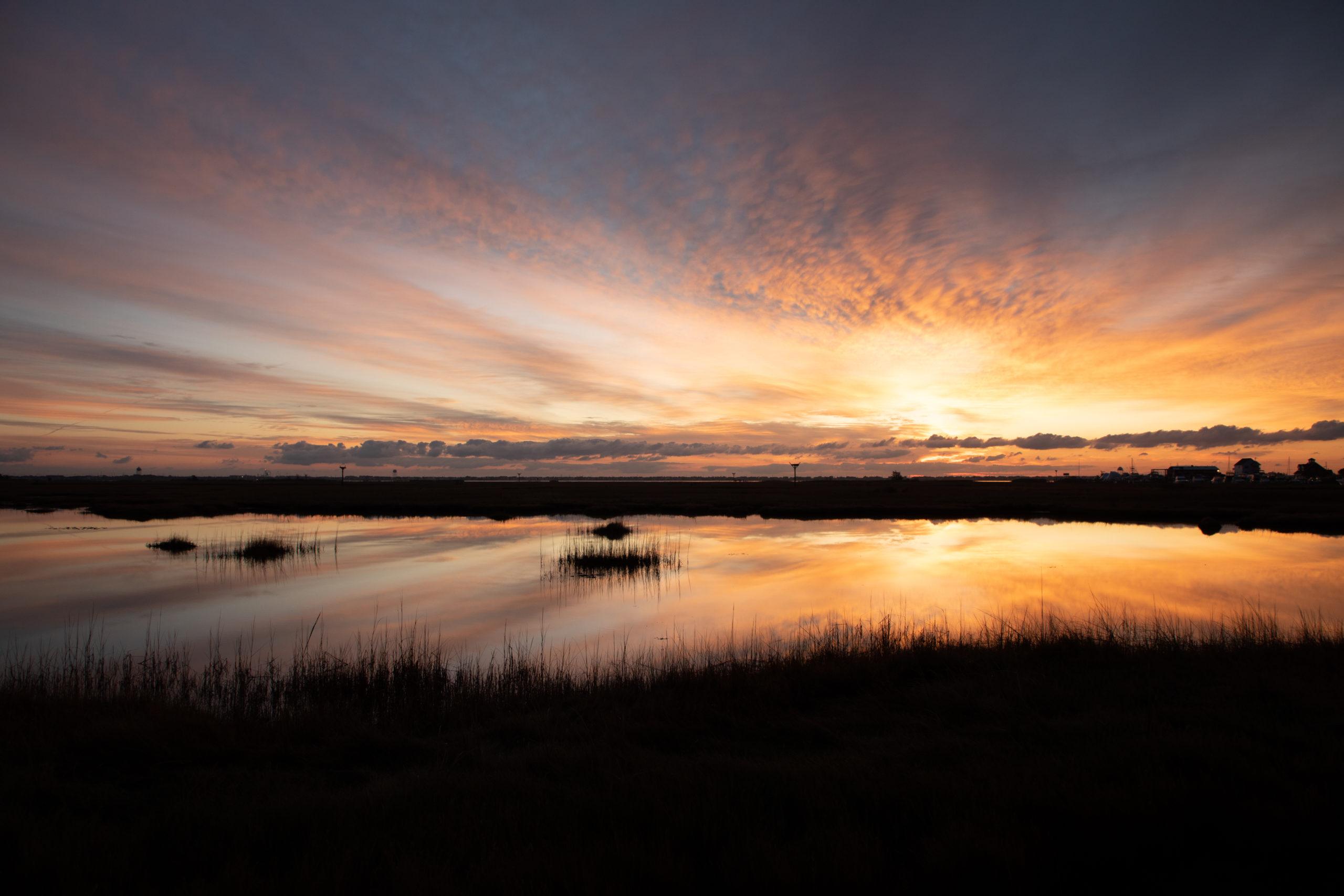 Barnegat Bay sunset